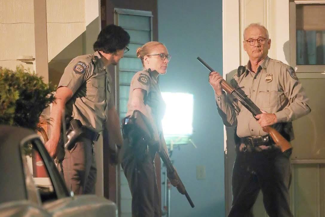 The Dead Don't Die : ジム・ジャームッシュ監督が、アダム・ドライヴァー、ビル・マーレイ、ティルダ・スウィントンといった豪華キャストを集めたゾンビ・ホラーのコメディ映画「ザ・デッド・ドン'ト・ダイ」の予告編を初公開 ! !