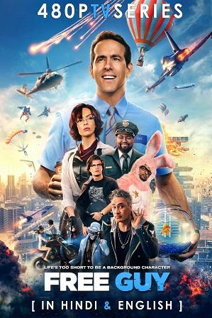 Free Guy (2021) 350MB Full Hindi Dual Audio Movie Download 480p Web-DL