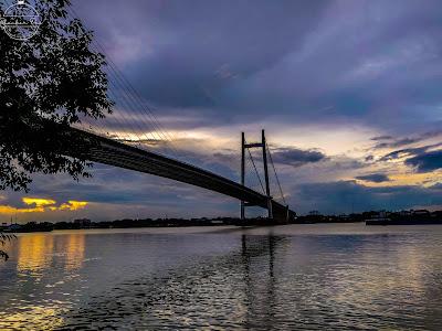 Princep Ghat view Kolkata
