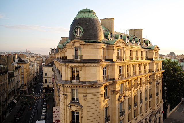 Number Tow in this top 5 best places to admire a romantic sunset is Your own apartment in Paris