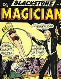 Read Blackstone the Magician comic online