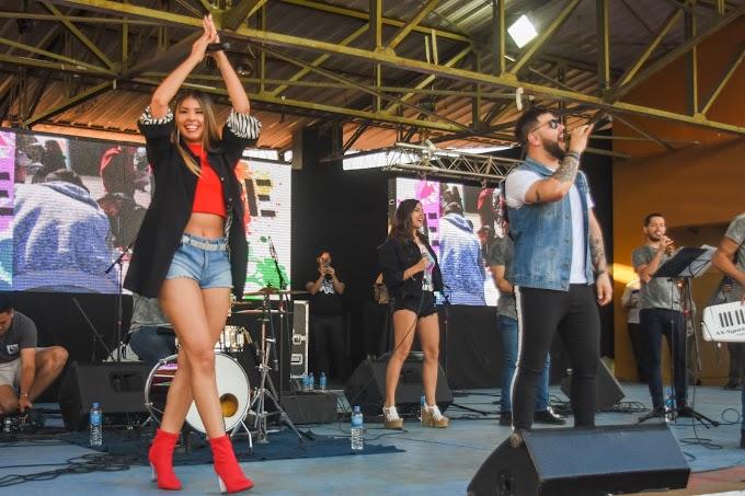 Viernes de Cine a la Reposera, el Sábado Show de Bandas Locales y cierra Amapola en VGG