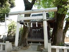 伊東市日暮八幡神社