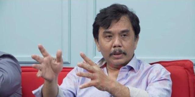 Syahganda Batal Bebas Hanya Karena Surat MA dari Whatsapp, Ray Rangkuti: Penghormatan HAM Menipis di Era Jokowi