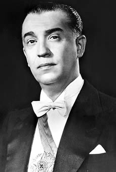 Juscelino Kubitschek - Brazilian President