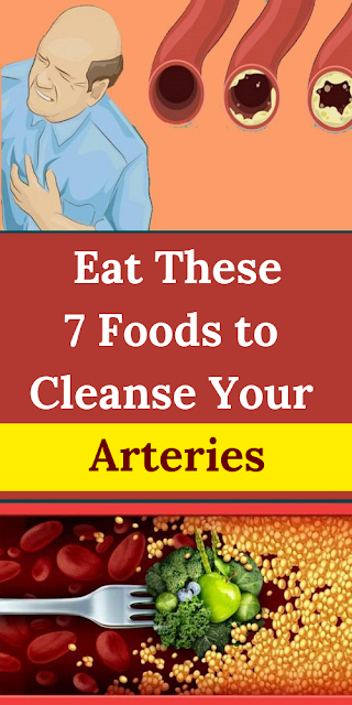 Eat These 7 Foods to Cleanse Your Arteries