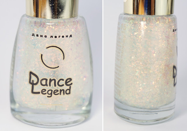Dance Legend - 930 (Flakie-Glitzer mit Hologramm-Effekt!) mit OPI - I brake for manicures, Essie Shine of the times Dupe, Hypnotic Polish, Nagellack, Nail polish