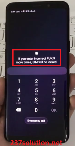 SAMSUNG Galaxy S9/S9+ U6/BIT6/REV6 FRP/Google Lock Bypass without PC