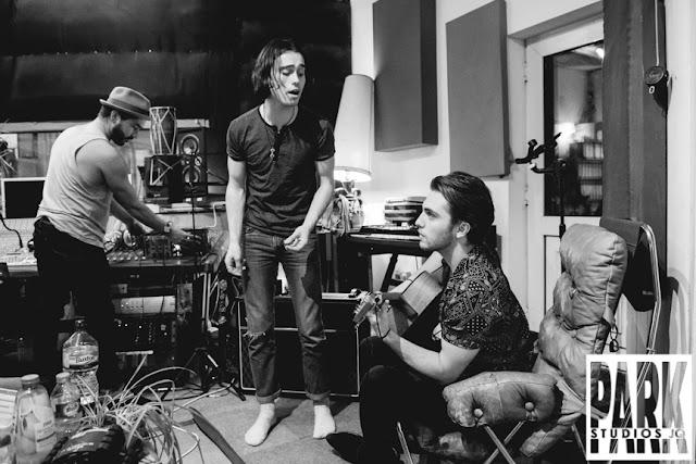 The Carnival Club EP | Birmingham Recording Studio | Park Studios JQ | songwriting