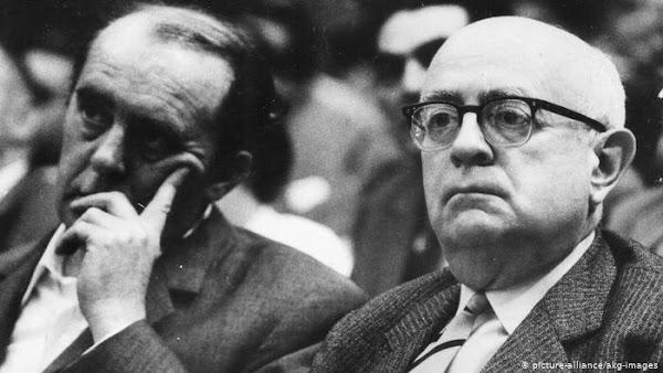 Theodor Adorno : libros digitalizados