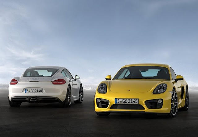 2014 Porsche Cayman Turbo Review