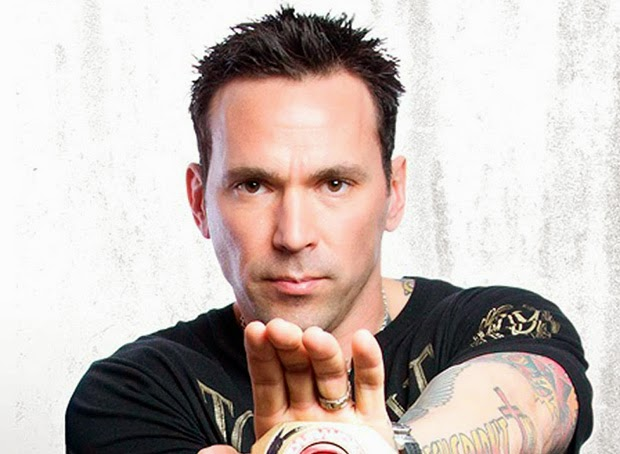 Green Ranger Jason David Frank White Ranger MMA Fighter