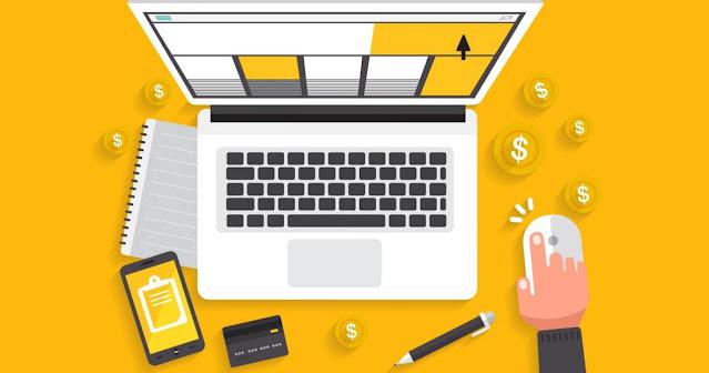 Cara Mendapatkan Uang Dari Blog Tanpa Modal Gratis Untuk Pemula