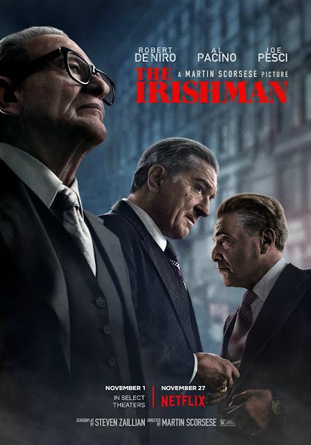 The Irishman Scorsese