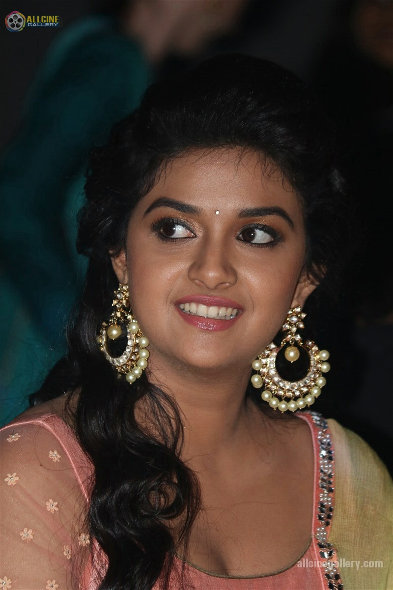 Keerthi Suresh Latest Photos From Remo First Look Launch