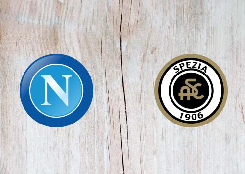 Napoli vs Spezia -Highlights 06 January 2021