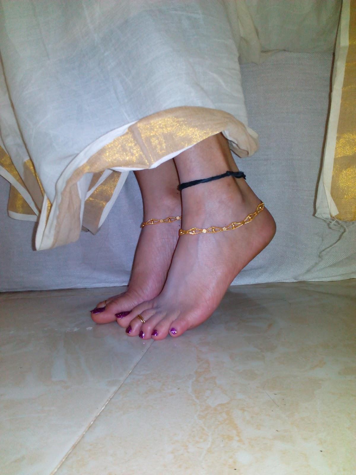 Desi Indian Feet amp Anklets  YouTube