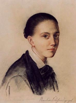 Gisela von Arnim (1848), Louise Seidler