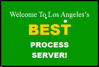 best process server in los angeles