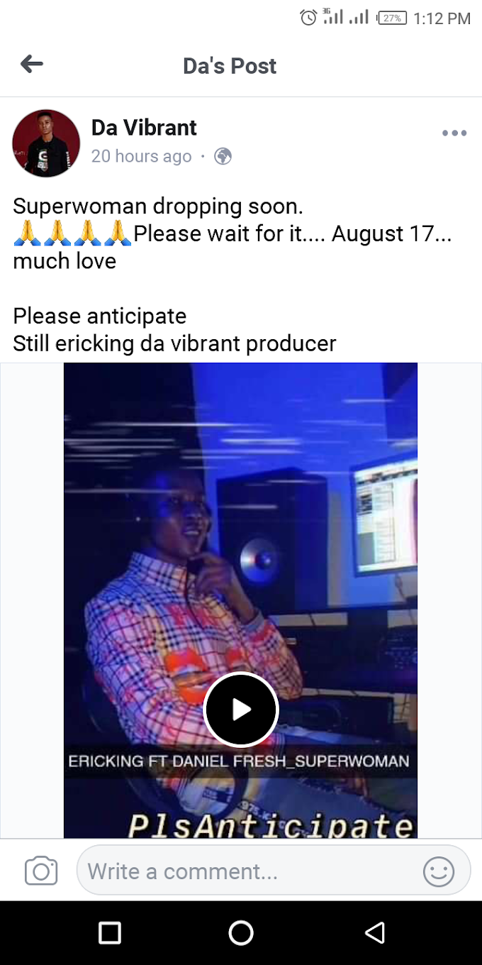 Ericking ft Daniel Fresh (see snippet)