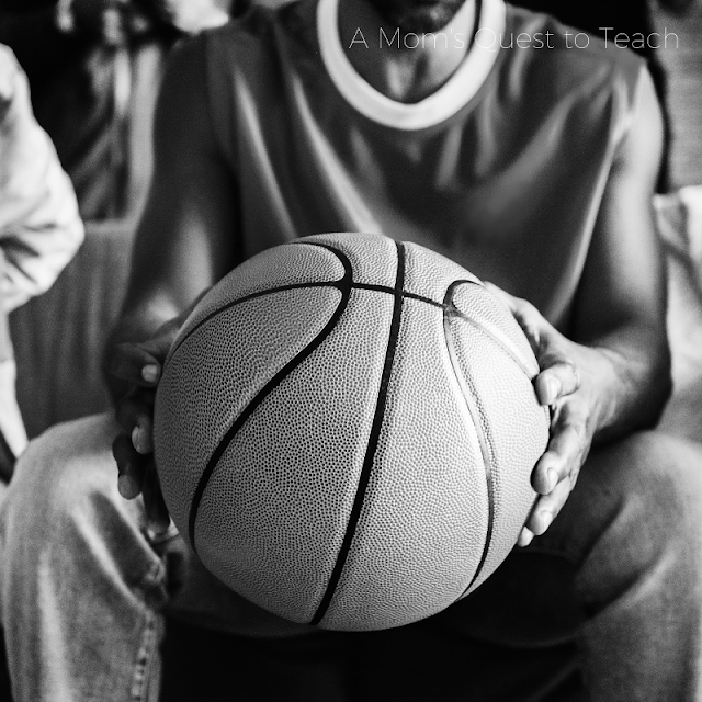 basketball photo from Canva