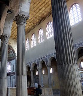santa sabina 2 - Basílica de Santa Sabina