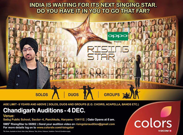 Colors Rising Star Singing Tv Show Plot Wiki,Judges,Audition,Host,Winner,Timing