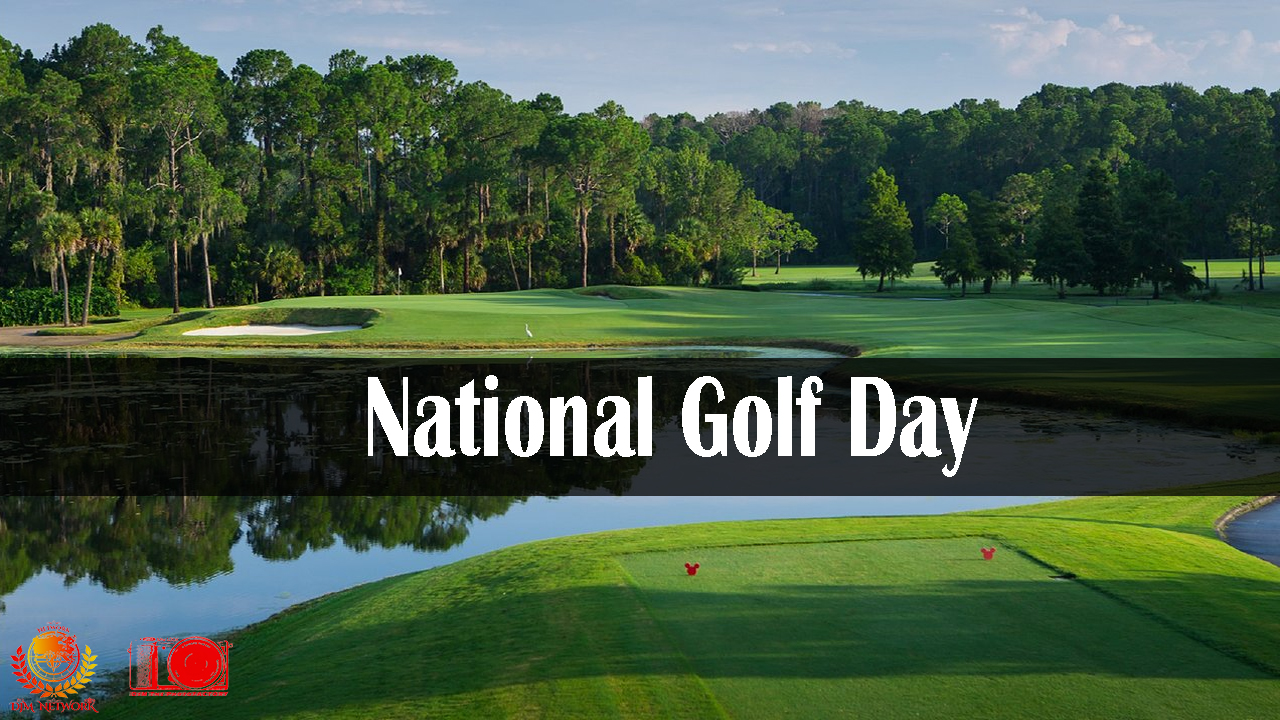 National golf day 2020 wishes images, photos, quotes, WhatsApp status