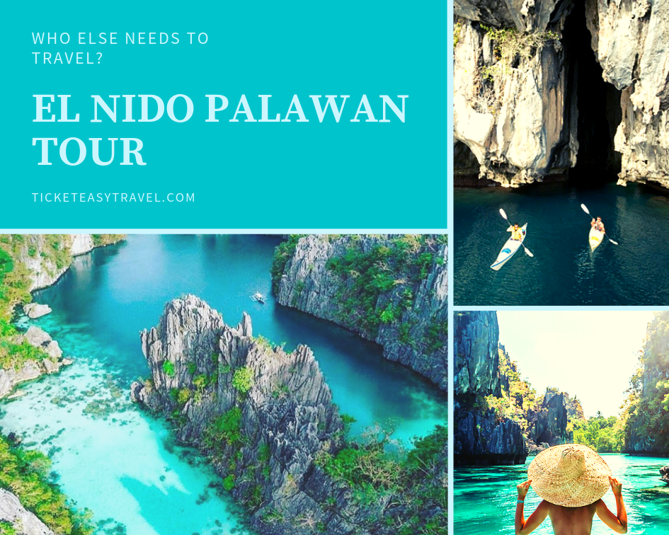 El Nido Palawan Tour Packages
