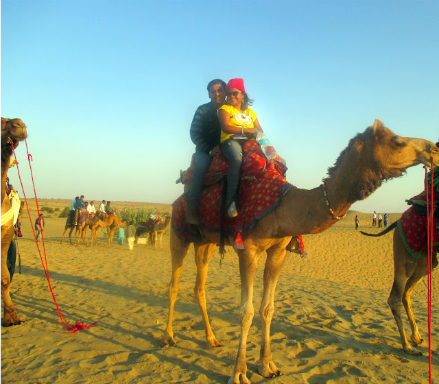 The Perfect 2 Days Jaisalmer Tour Itinerary, camel safari