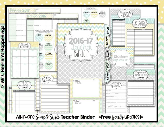 https://www.teacherspayteachers.com/Product/All-in-One-Simple-Style-Teacher-Binder-Mint-Yellow-Grey-727970