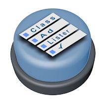 Classadlister Logo