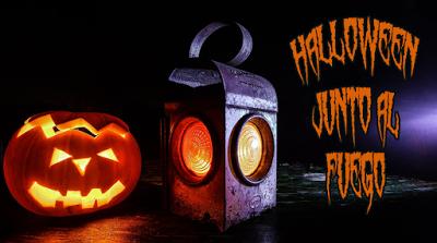 Reto: Halloween junto al fuego