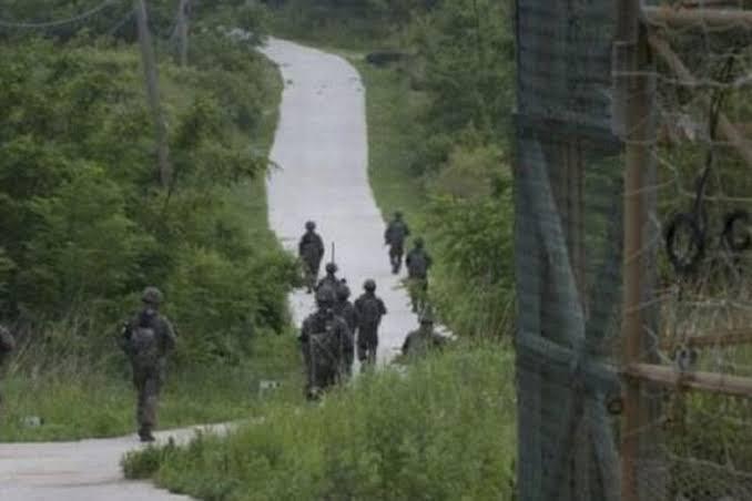 Korea Utara dan Korea Selatan Baku Tembak di Zona Demiliterisasi
