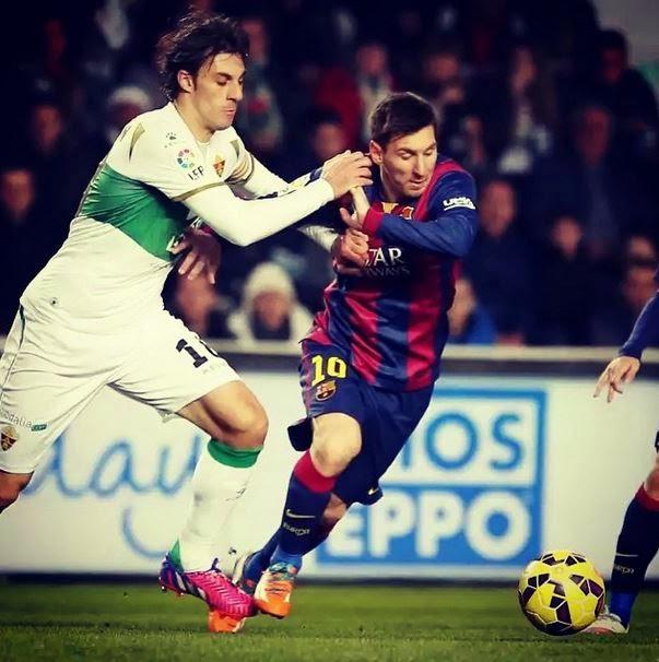 barcelona vs elche - photo #27
