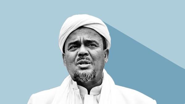 Penjelasan HRS soal Markaz Syariah yang Berujung Somasi Penyerahan Lahan