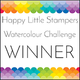 Gagnante chez Happy Little Stampers