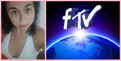 Livia Rosa Santana anda toda animada com a Coletiva de imprensa do Portal Face TV Brasil