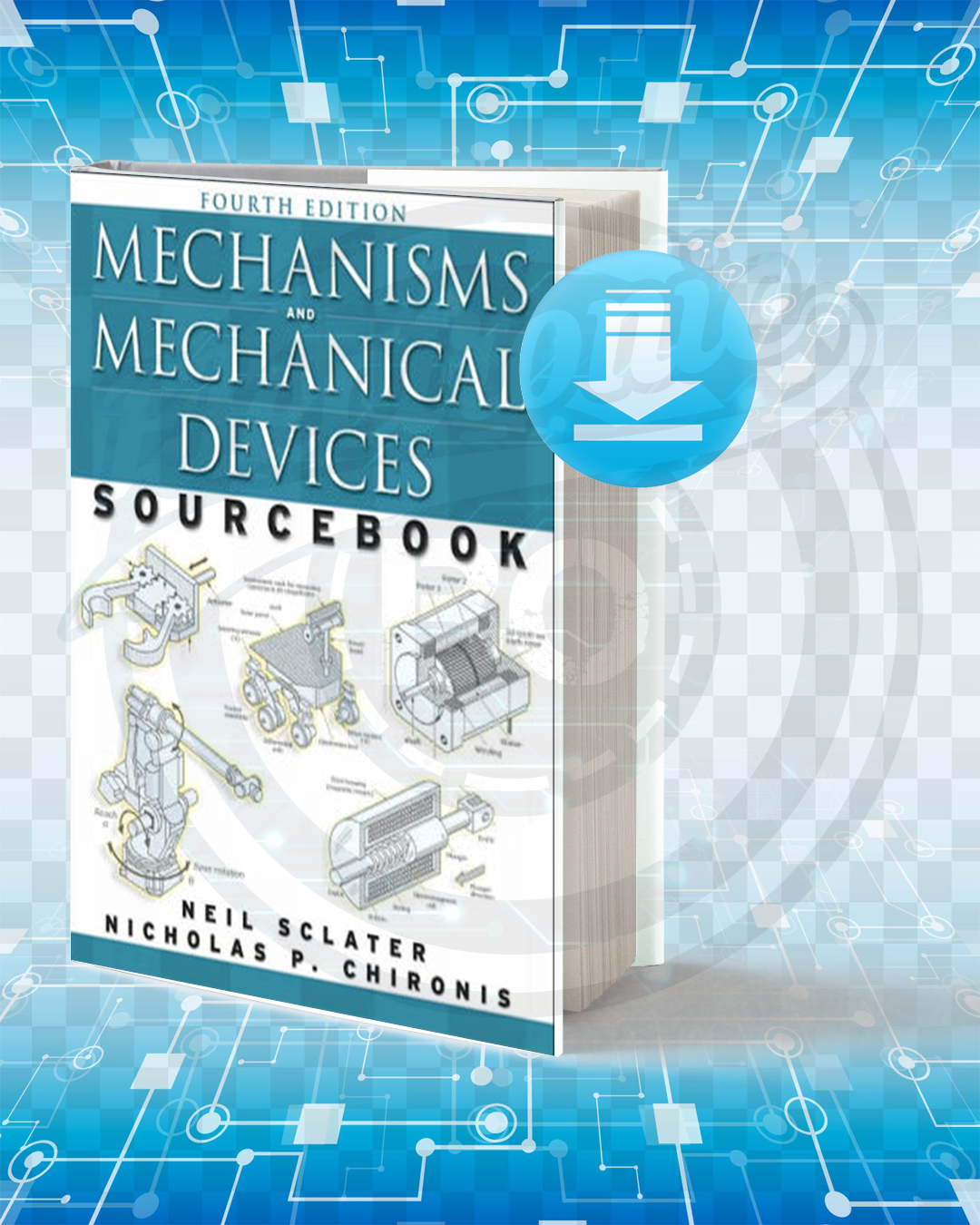 Free Book Mechanisms and Mechanical Devices Sourcebook pdf.