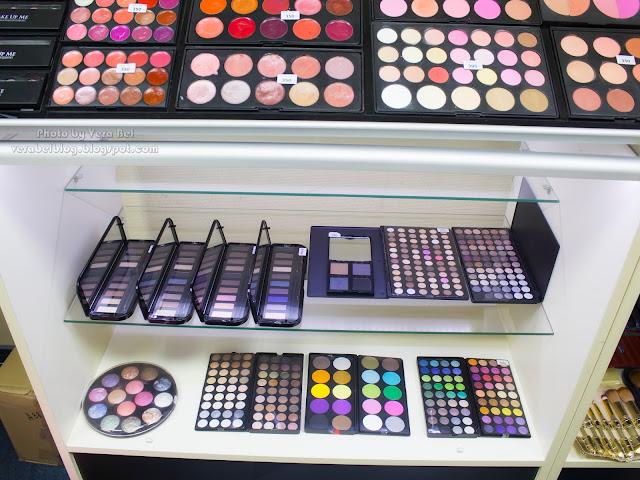 Make-Up-Me.com.ua магазин профессиональной декоративной косметики