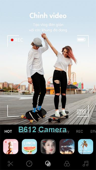 Tải B612 - Ứng Dụng Chụp Ảnh Đẹp Miễn Phí Về Máy Android, IOS d