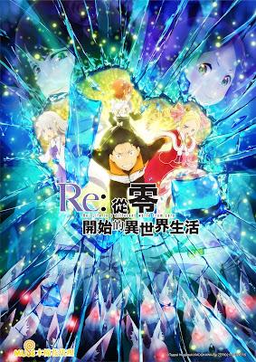 Re:Zero kara Hajimeru Isekai Seikatsu 2° Temporada 2021 Parte 2 - HDTV 1080p Legendado Completo