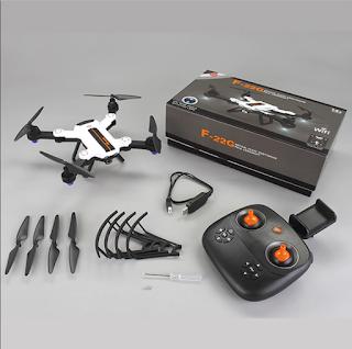 Spesifikasi Drone F22G - OmahDrones