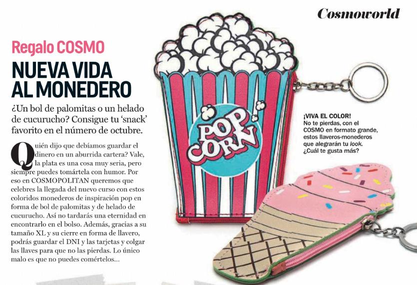 avance regalo revista octubre 2019 cosmopolitan
