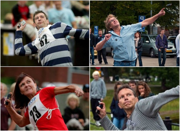 Kumpulan Olahraga Aneh Tapi Nyata Di Dunia