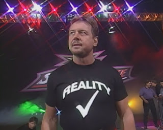 WCW Slamboree 1999 - Rowdy Roddy Piper faced Ric Flair for control of WCW