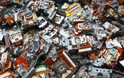 E-Waste in All Around World