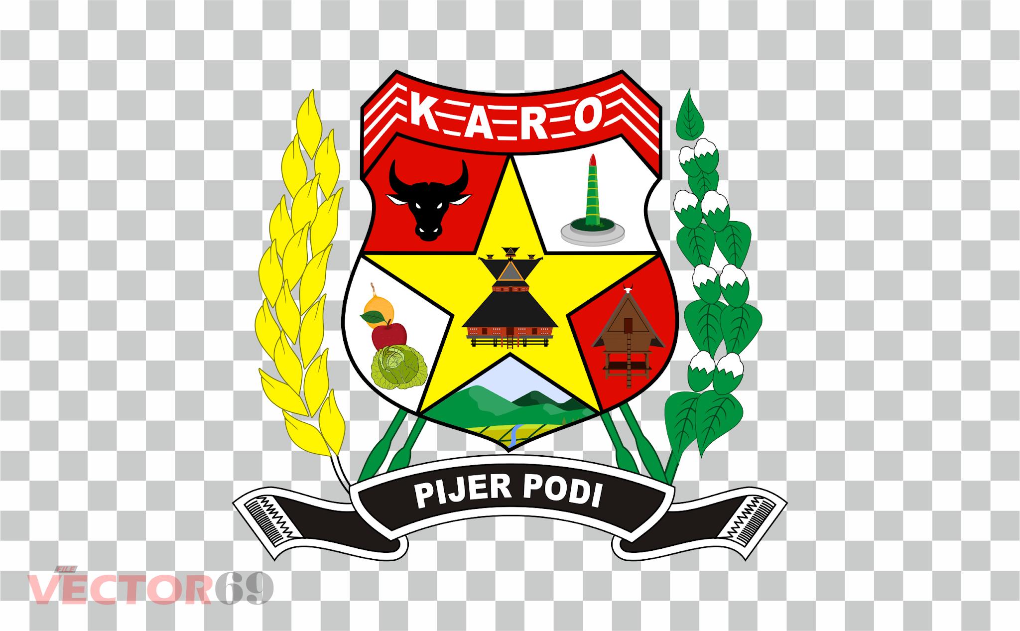 Kabupaten Karo Logo - Download Vector File PNG (Portable Network Graphics)