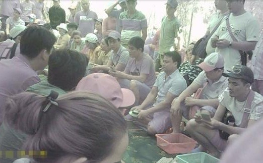Truy nã con trai Phó trưởng công an huyện Xuyên Mộc