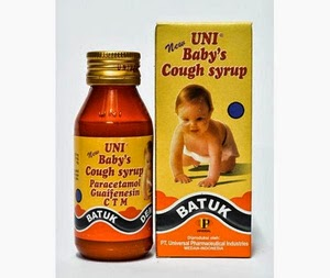 Uni New Baby's Cough Syrup